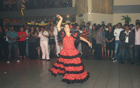 Workshop Flamenco